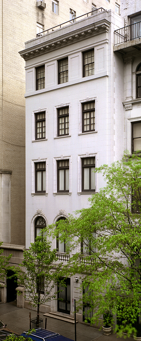 Wexner Townhouse, Upper East Side, New York